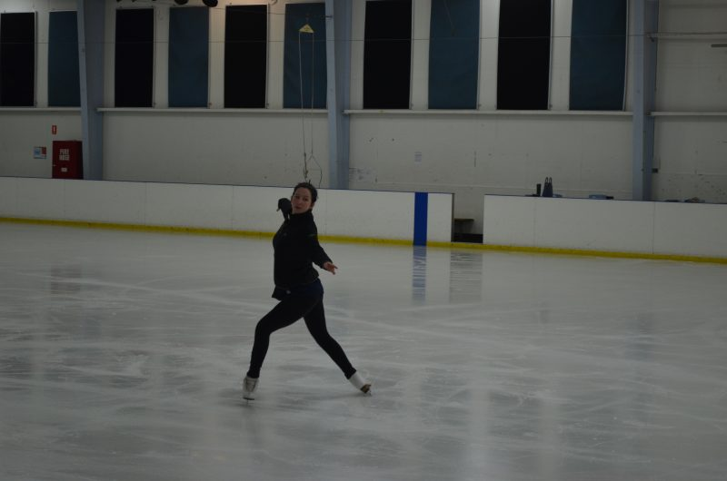 Ice skaters hopeful of Paralympic dream