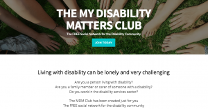 New social network bringing the disabled community together