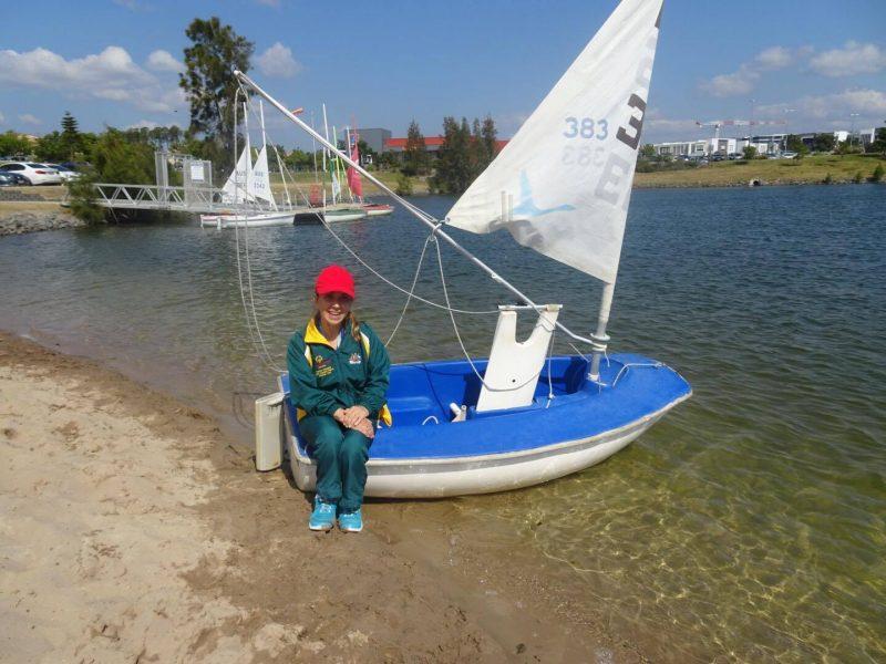 Smooth sailing Belinda