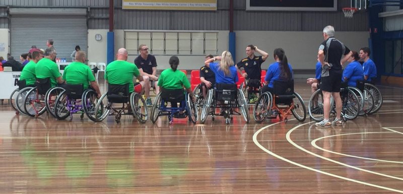 Disability Action Week: Sporting Wheelies encourage inclusiveness