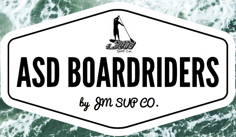 Finding solace on a stand up paddle board