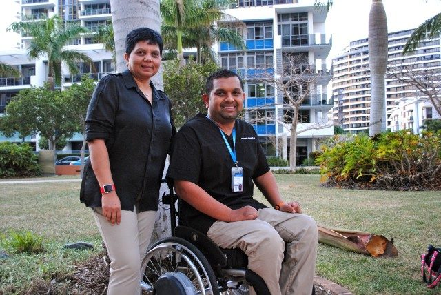 Dinesh Palipana – Queensland's first quadriplegic Doctor