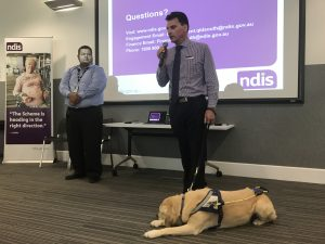 Gold Coast businesses get ready for the NDIS